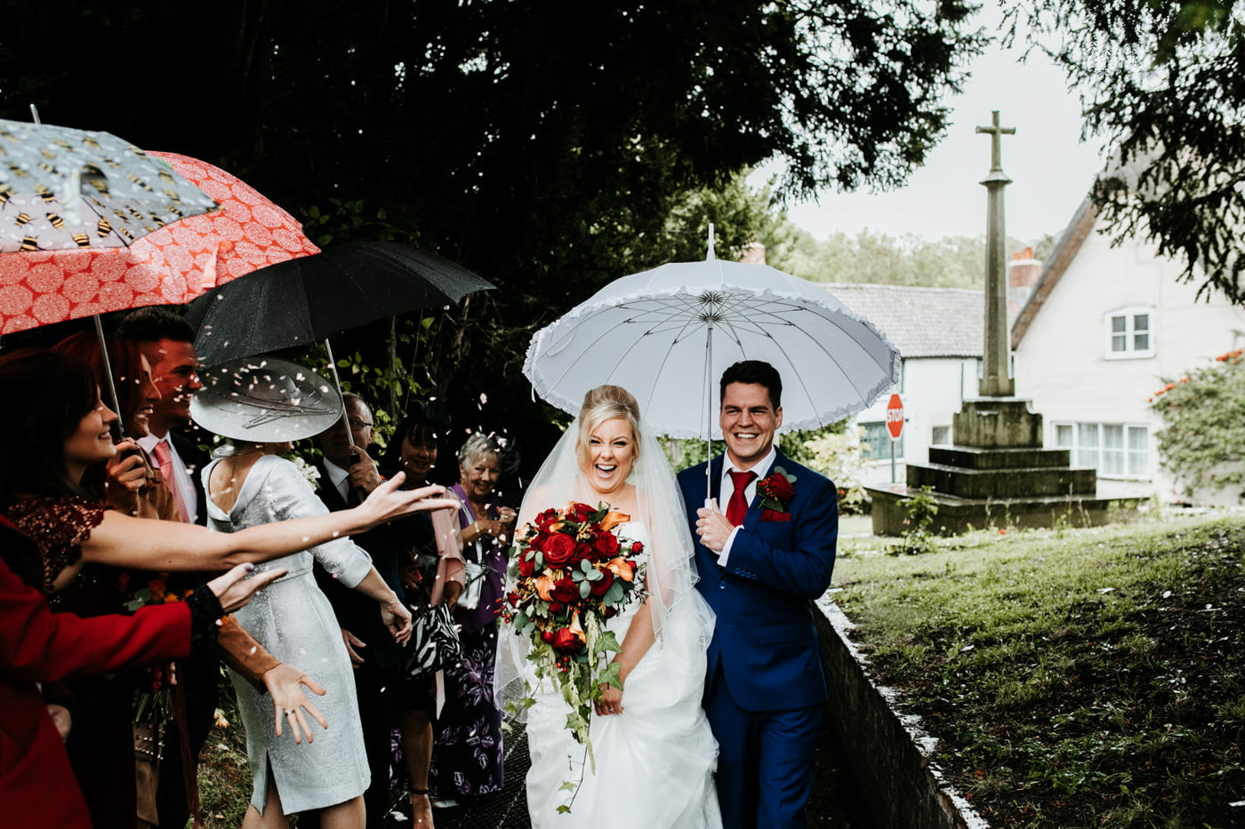 Natalie and Rob, Widbrook Grange, Wiltshire 29
