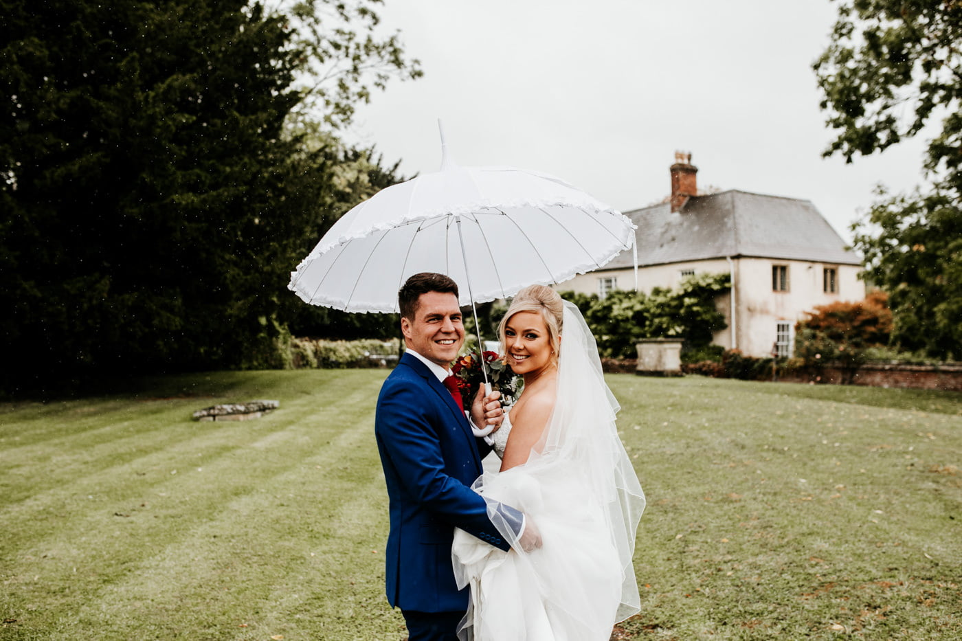 Natalie and Rob, Widbrook Grange, Wiltshire 50