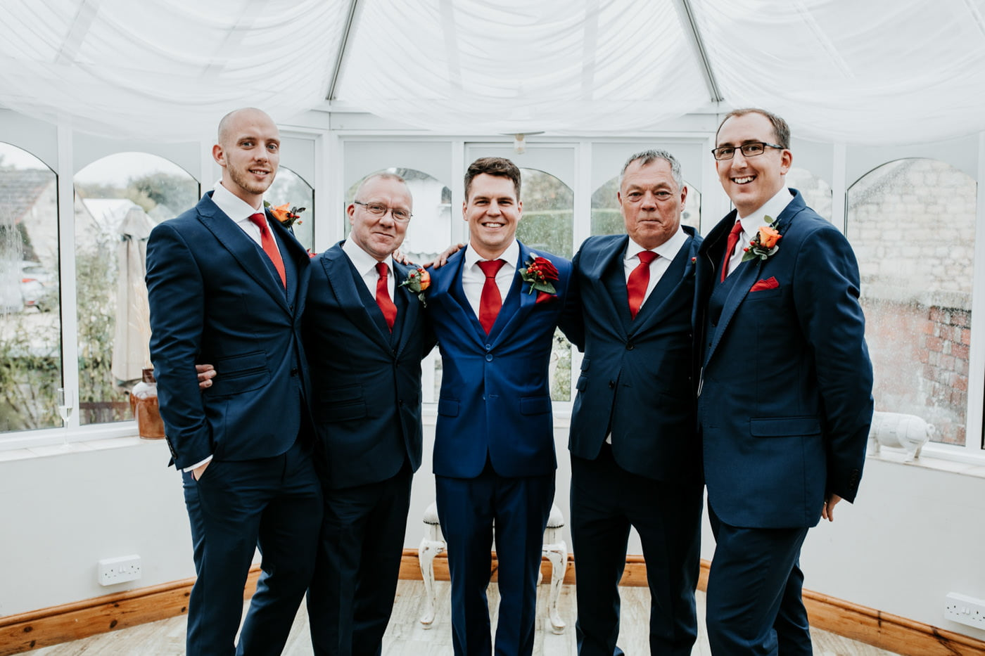 Natalie and Rob, Widbrook Grange, Wiltshire 35