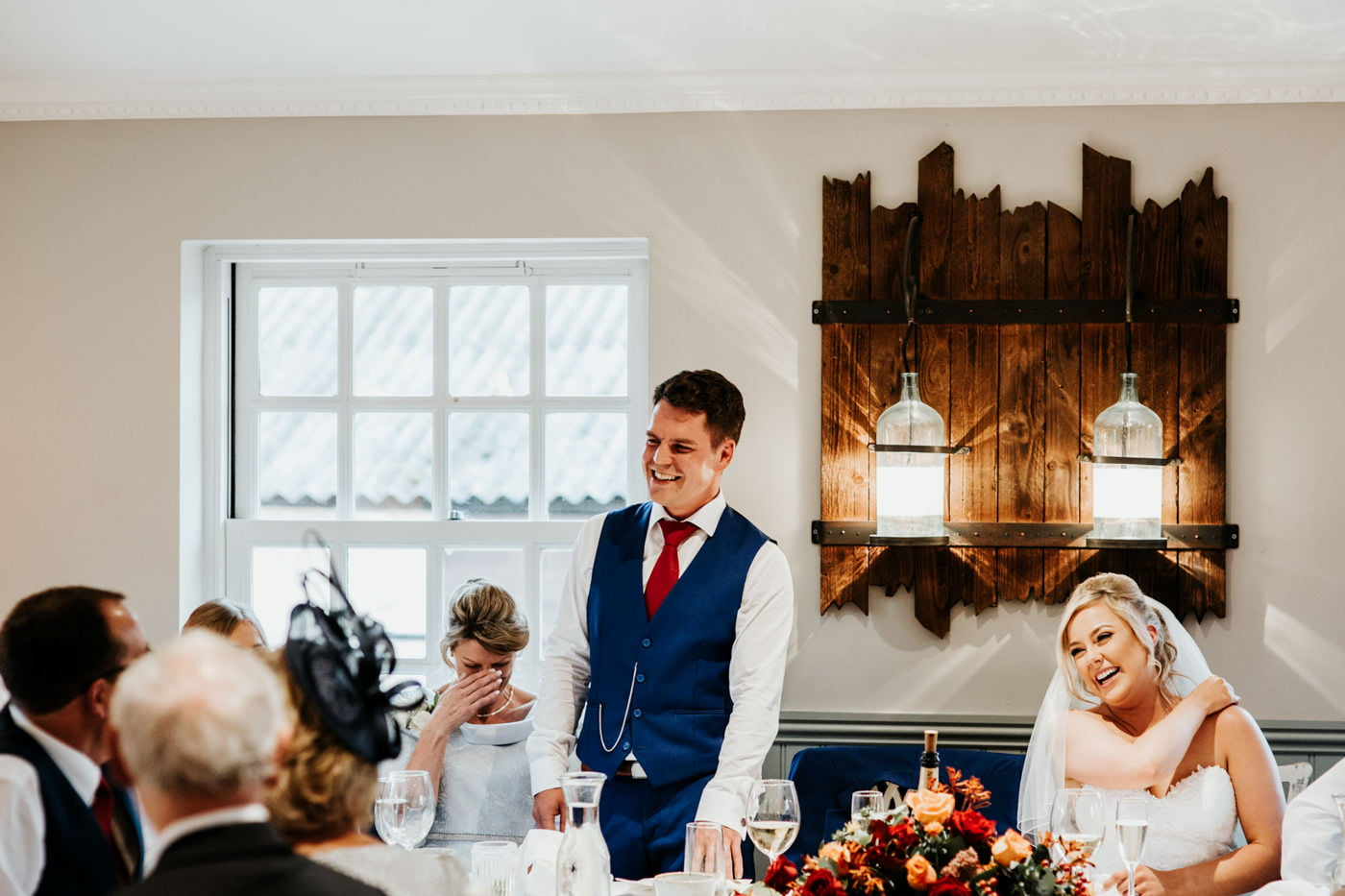 Natalie and Rob, Widbrook Grange, Wiltshire 21