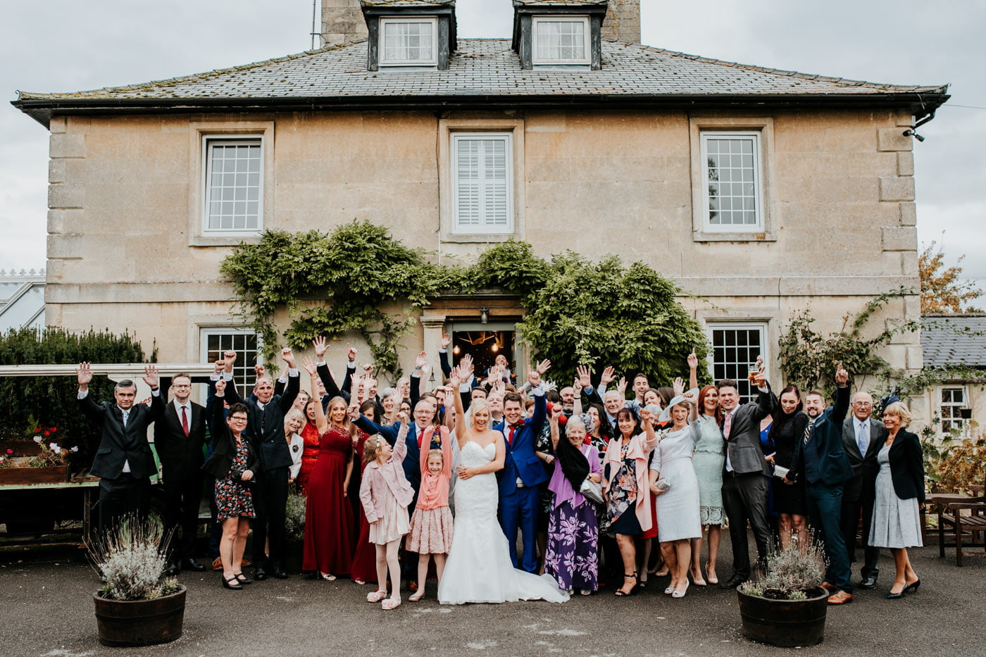 Natalie and Rob, Widbrook Grange, Wiltshire 80