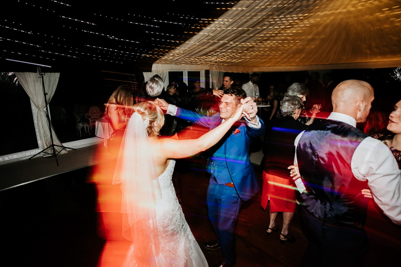 Natalie and Rob, Widbrook Grange, Wiltshire 42