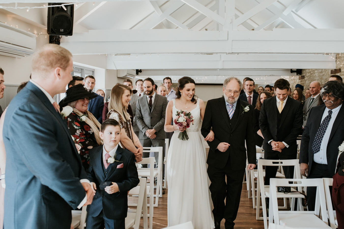 Ruth and Ben, Winkworth Farm, Wiltshire 40