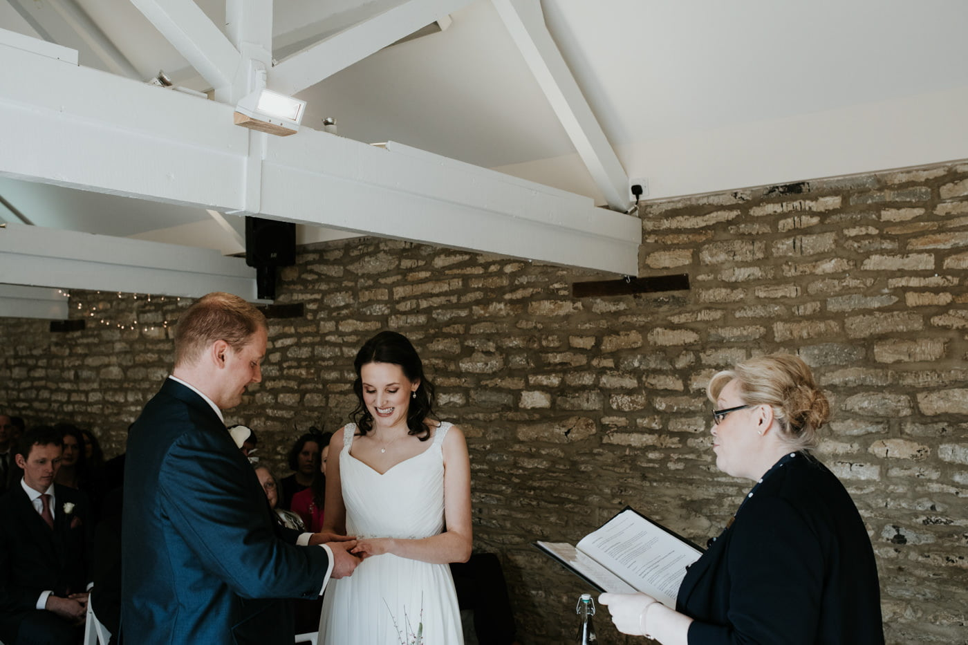 Ruth and Ben, Winkworth Farm, Wiltshire 1