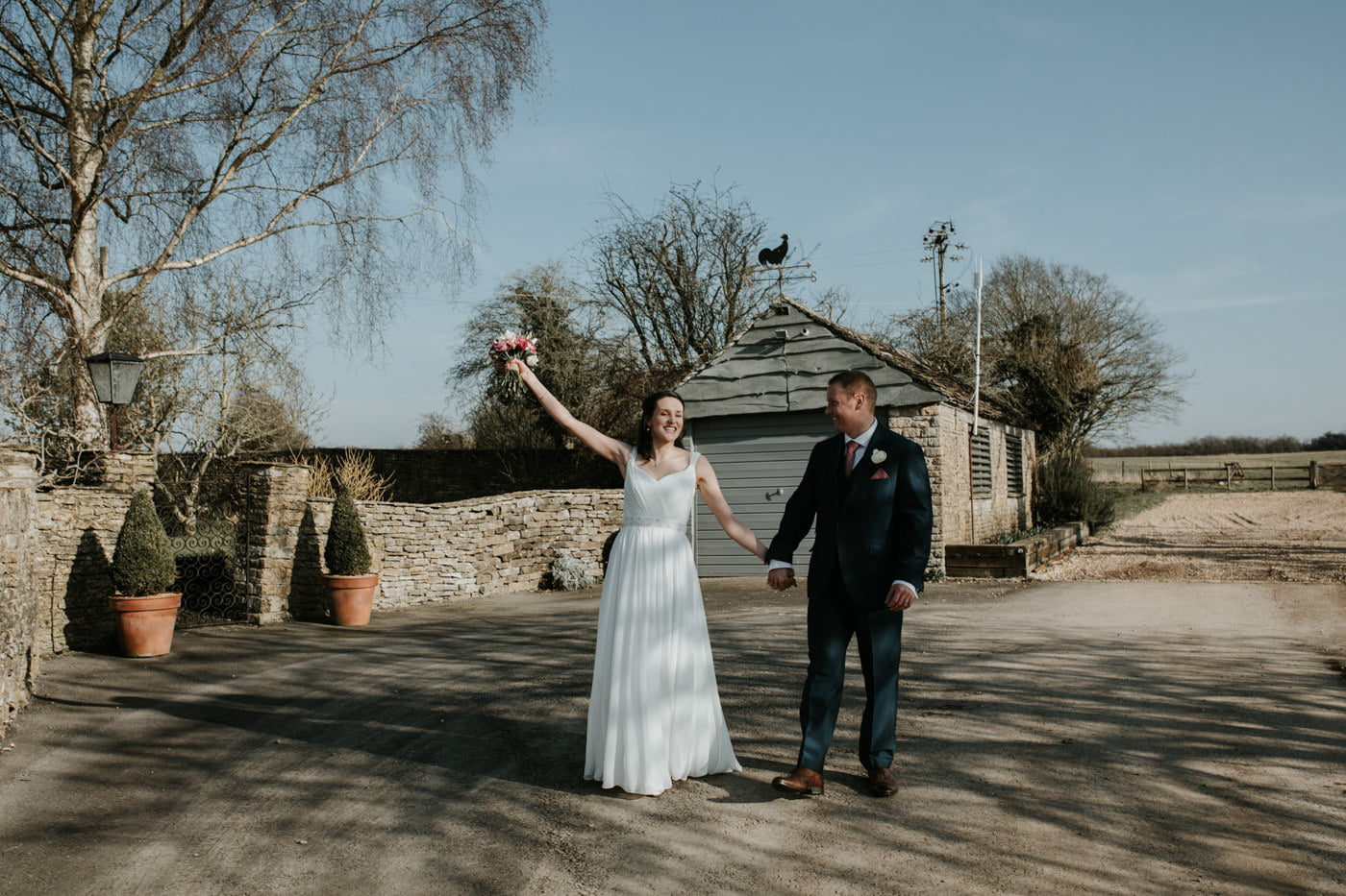 Ruth and Ben, Winkworth Farm, Wiltshire 22