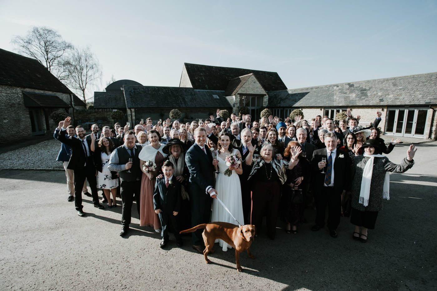 Ruth and Ben, Winkworth Farm, Wiltshire 20